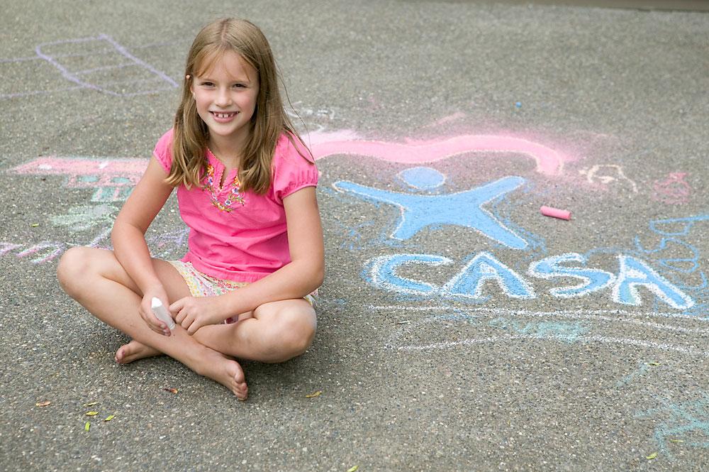 CASA in Chalk